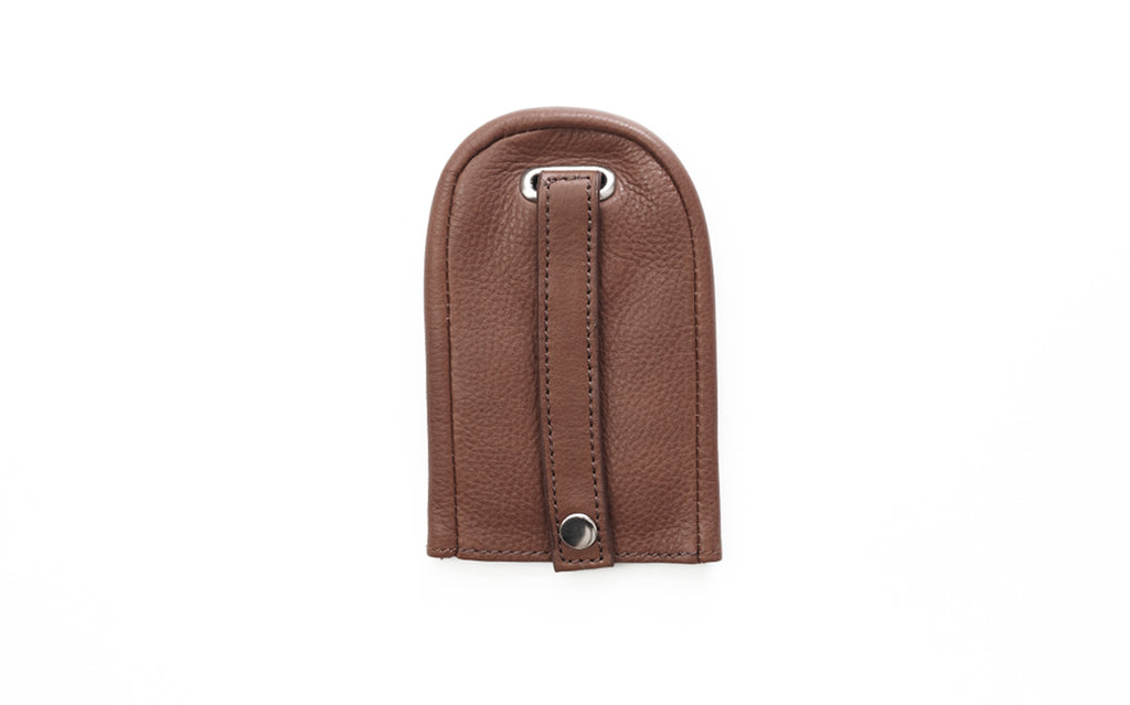 Key Pouch. Luxury leather goods by Norfolk based designers Richings Greetham