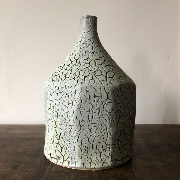 Vase - faceted