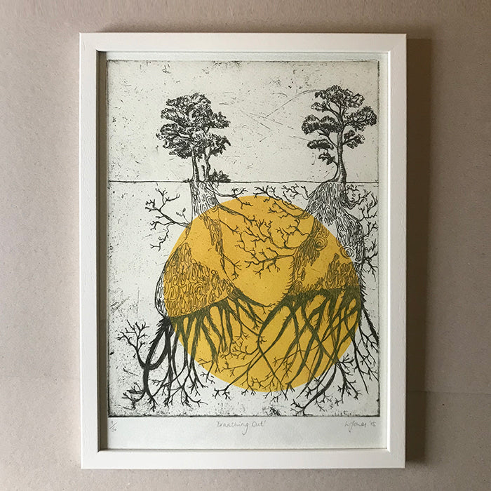 Limited edition print by Louisa Jones