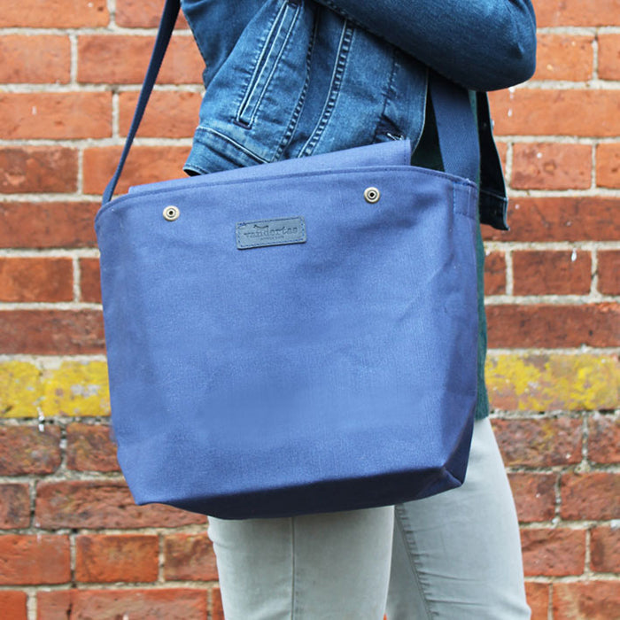 Foraging Bag - Navy Blue (Medium)