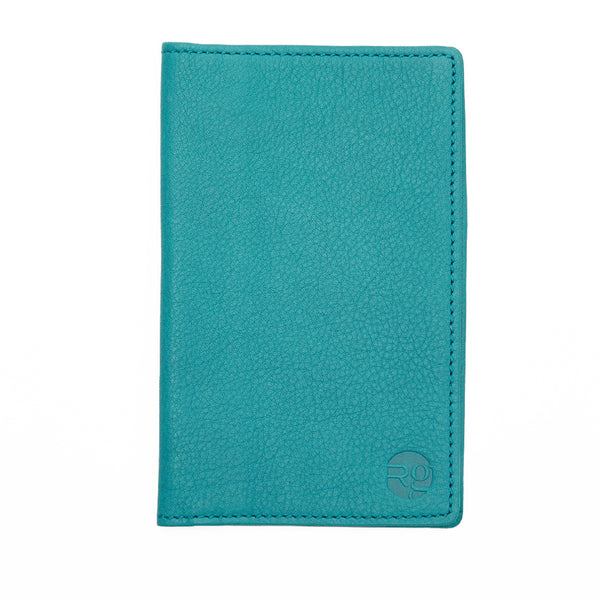 Notebook and Passport Holder - Teal