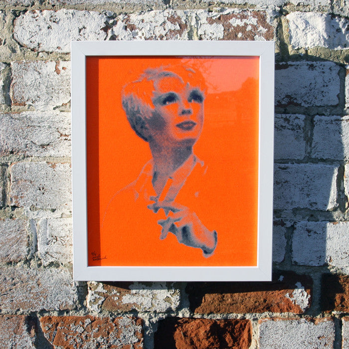 Limited edition print by Norfolk based print maker Paul Woilterink
