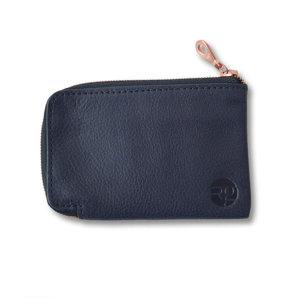 Day Zip Wallet - Navy