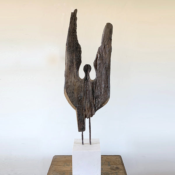WINGED FIGURE