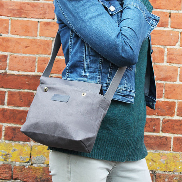 Foraging Bag - Grey (Small)