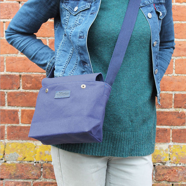 Foraging Bag - Navy Blue (Small)