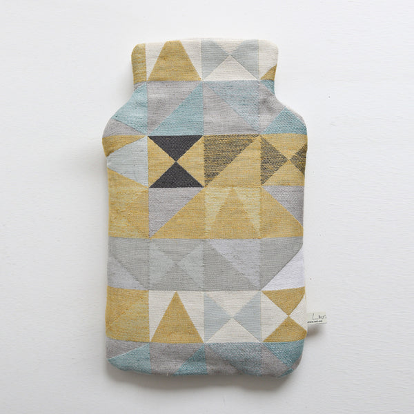 Southwold Hot Waterbottle cover - mustard