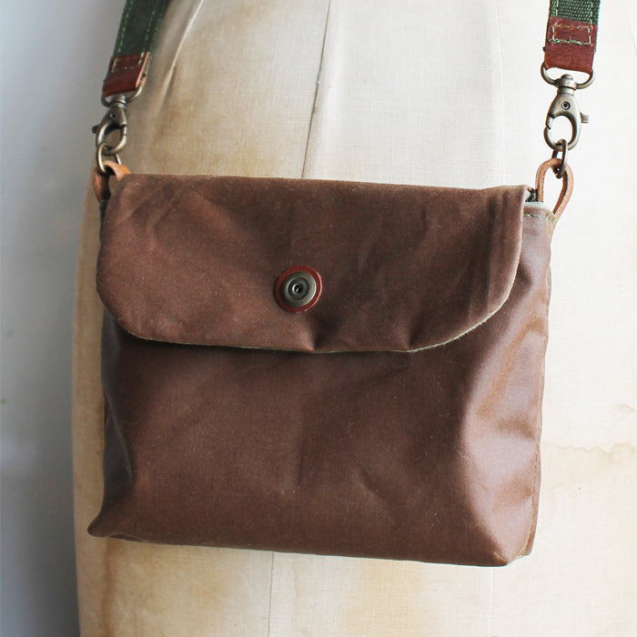 Small Washer Bag - Cinnamon