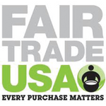 Fair Trade USA logo: Every Purchase Matter