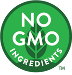 No GMO Ingredients Seal