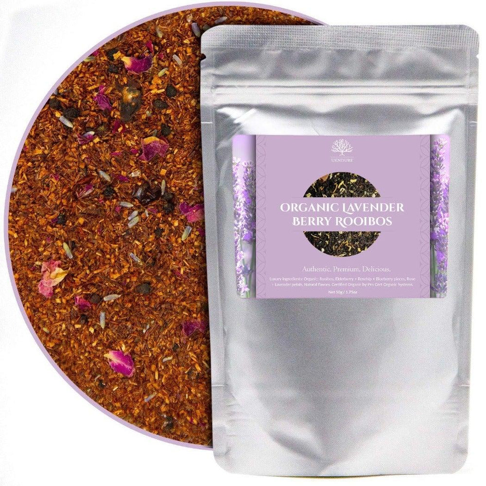 *New* Organic Cranberry Apple Crisp Loose Leaf Tea