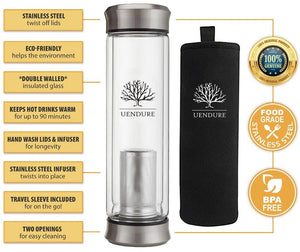 The Original Tea Infuser Bottle - UEndure