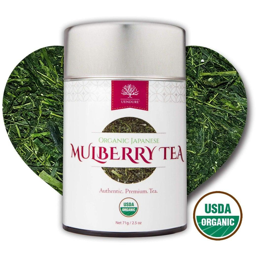 Organic Mulberry Loose Leaf Tea