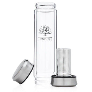 Save with THE BUNDLE - The Original Tea Infuser Bottle with Flip Top Lid - UEndure