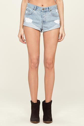Denim Shorts Amuse Society