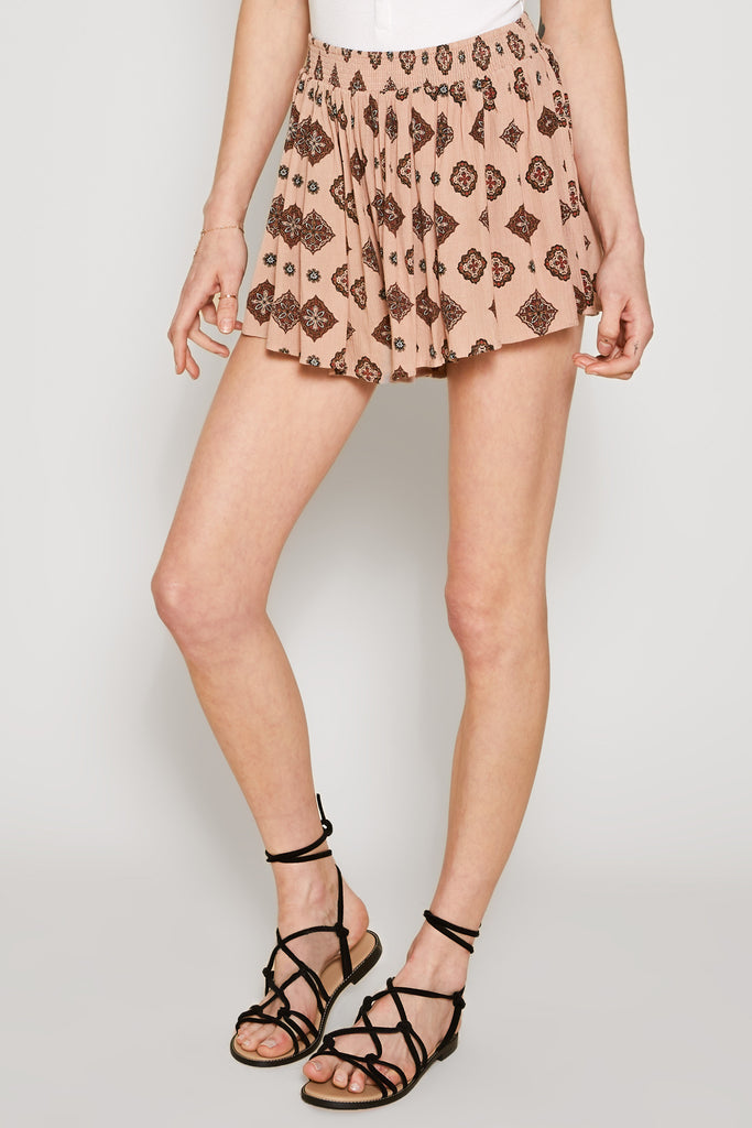Amuse Society Printed Shorts