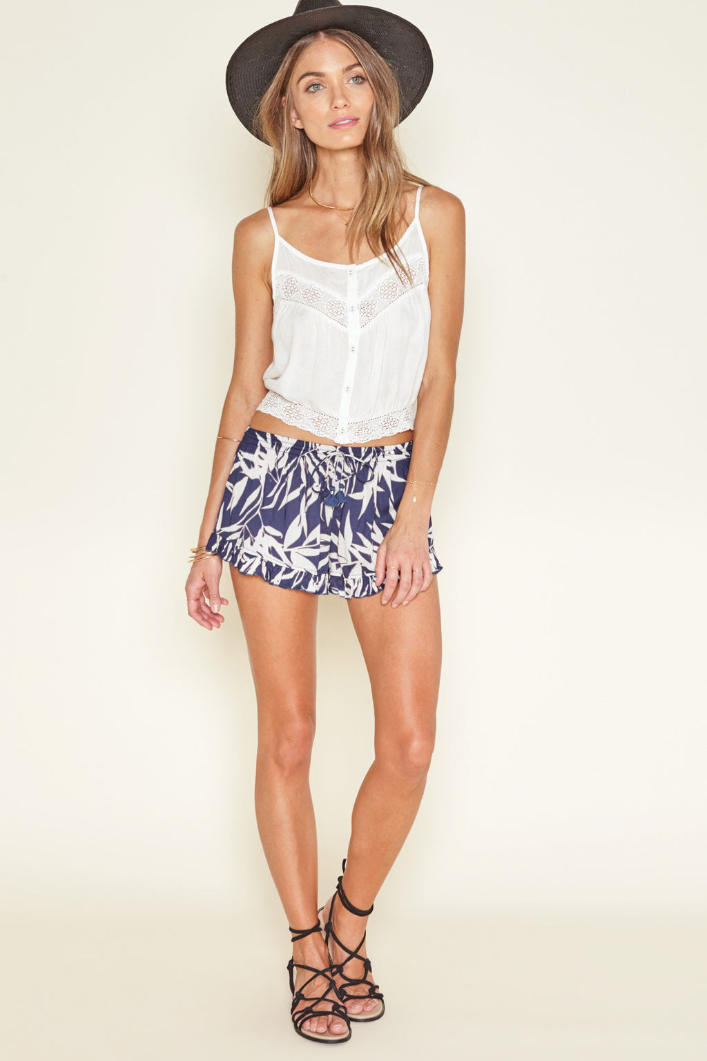 Esme Printed Shorts