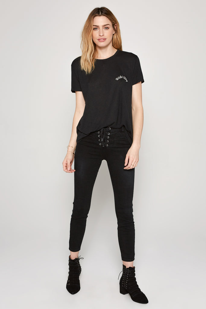 Amuse Society Wild Thing Graphic Tee