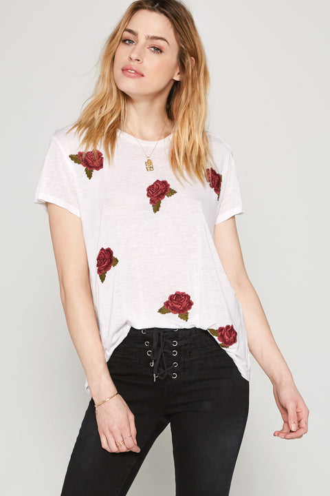 Daxton Rose Knit Tee