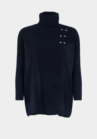 Tiffosi Anair_4 Polo Neck Jumper