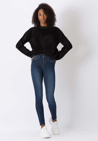 TIFFOSI ONE_SIZE_HIGH_19 JEANS 10037934_E10