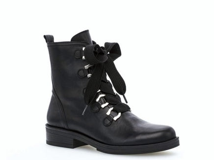 GABOR MILITARY LACED ANKLE BOOT 51.790.27