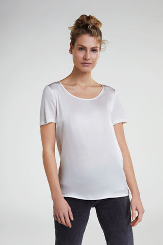 OUI Silk Front Top 68363