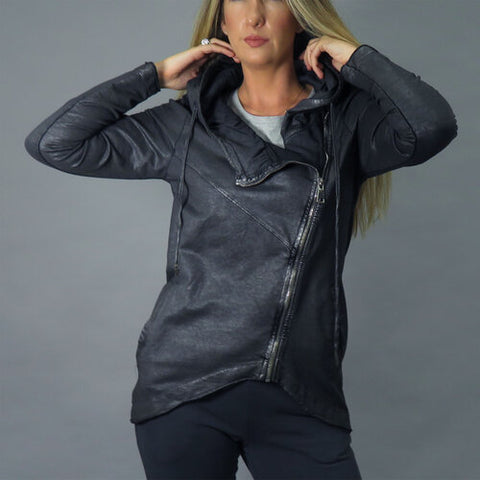 DECK by Decollage Hooded Jacket 518607A