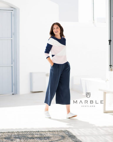 Marble Culottes 5743