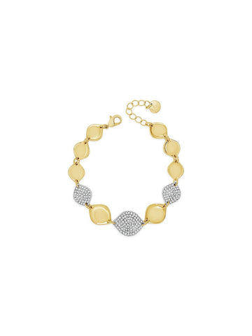 ABSOLUTE JEWELLERY BRACELET B2073GL