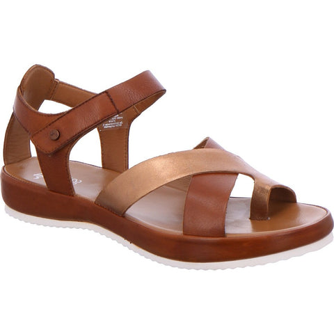 ARA DUBAI THONG SANDALS - TAN