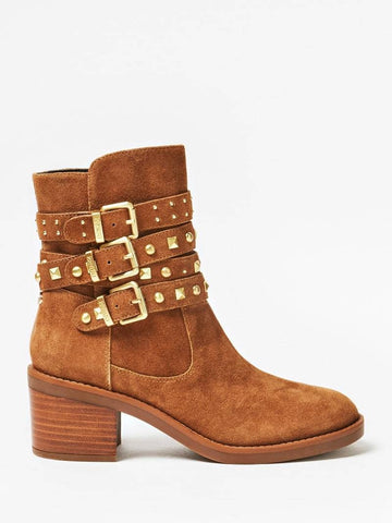 GUESS COLLEEN SUEDE ANKLE BOOT