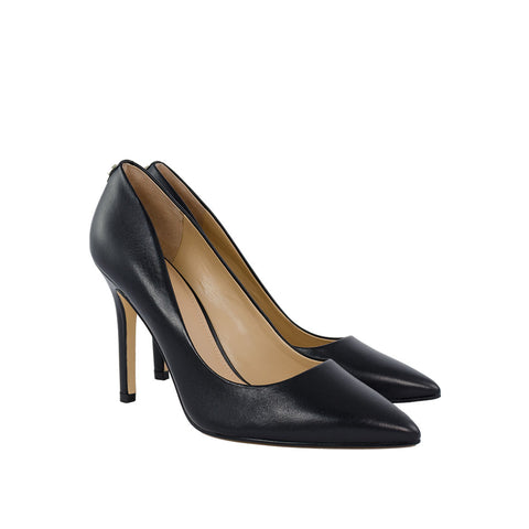 GUESS LEATHER HIGH HEEL COURT SHOES
