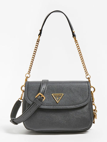 GUESS DESTINY STRAP SHOULDER BAG