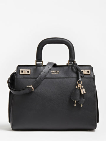 GUESS KATEY SHOULDER STRAP HANDBAG