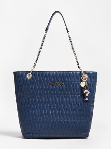 GUESS BRINKLEY QUILTED SHOPPER