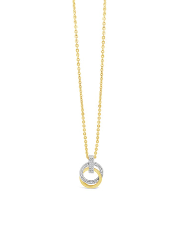 ABSOLUTE JEWELLERY NECKLACE N2072GL