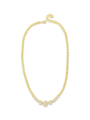 ABSOLUTE JEWELLERY NECKLACE N2097GL