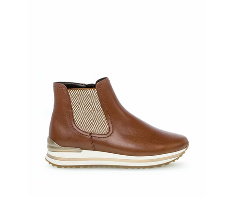 GABOR LEATHER CHELSEA BOOT 56.551.51