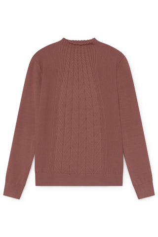SKATIE FINE KNIT SWEATER