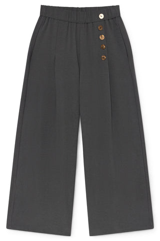 SKATIE CORD WIDE LEG PANTS