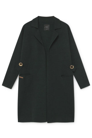SKATIE 3/4 KNIT COAT