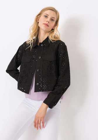 TIFFOSI SHAY EYELET JACKET