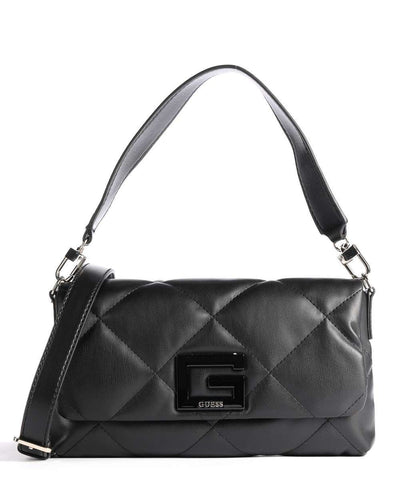 GUESS BRIGHTSIDE QUILTED SHOULDER BAG