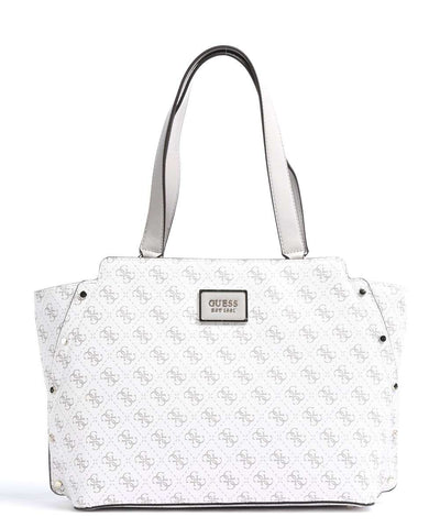 GUESS TYREN 4G LOGO SHOPPER BAG