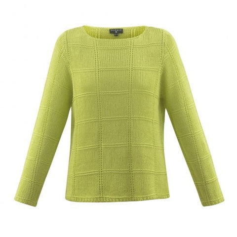 Marble Jumper Lime 5622