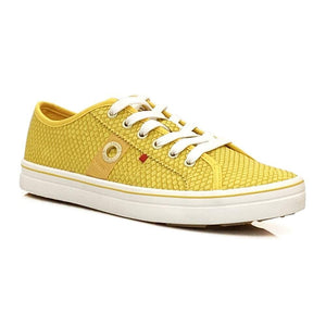 S.Oliver 23640-26 Yellow Snake Trainer