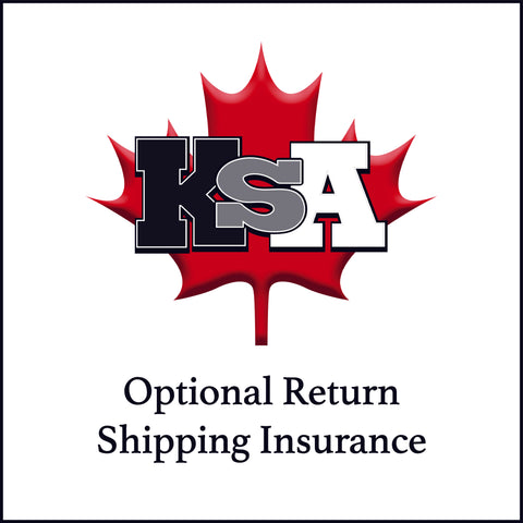 Optional Return Shipping Insurance (Grading & Certification Orders)