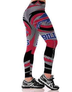 Womens Bilis Print Stretchy Professional Running Workout Yoga Leggings
