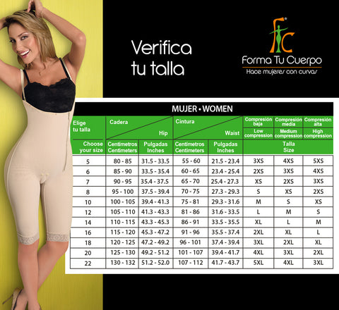 Fajas Colombianas Forma Tu Cuerpo en Estados Unidos, Shapewear & Girdle for woman